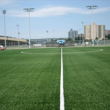 Great fields and facilities
